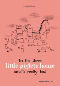 En casa de los tres cerditos Spanish English translation-1
