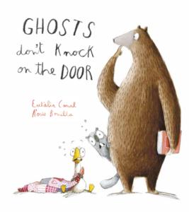 ©2016 Ghosts don't knock on the door - Algar